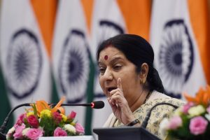 India Does Not Wish to See Further Escalation, Says Sushma Swaraj