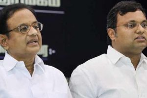 Protection From Arrest to P. Chidambaram, Karti Extended Till Mar 8