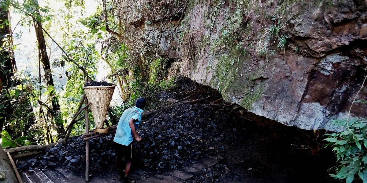In Photos: As Activist Recovers from Attack, Illegal Coal Mining Continues in Meghalaya