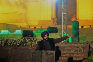 'The Ice Is Melting': A Triumphant Sidhu Returns to Pakistan for Kartarpur Launch