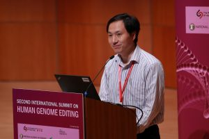 Chinese Geneticist Says Another 'Potential' Gene-Edited Pregnancy