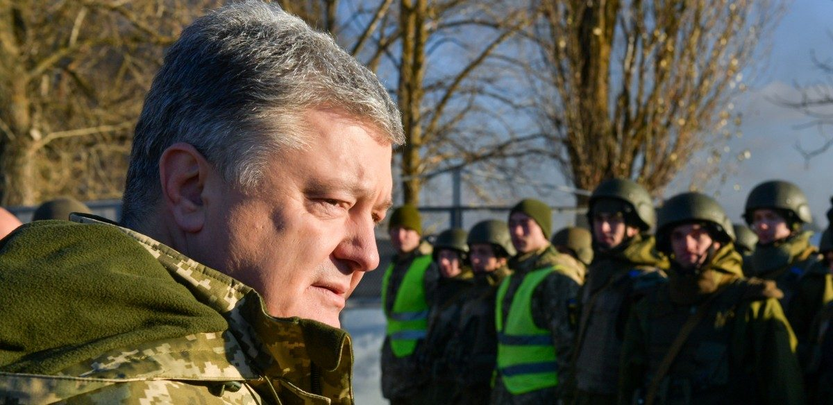 Ukrainian Leader Says Putin Wants His Whole Country, Asks for NATO Help