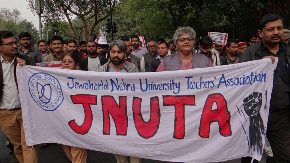 Mandatory Attendance Will Establish 'Regime of Surveillance': JNUTA Report
