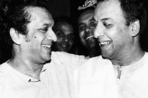 Ustad Vilayat Khan and His Frenemy