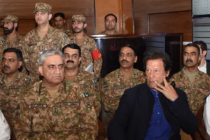 The Real Googly: More than Imran, the Pakistan Army Wants Peace With India