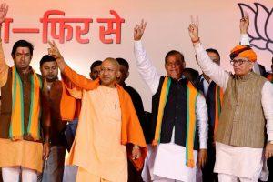 If BJP Wins in Telangana, Owaisi Will Have to Flee Hyderabad: Adityanath