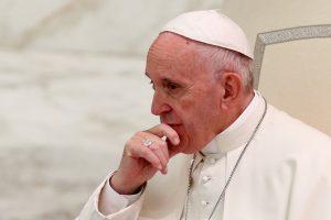 Be Celibate or Leave the Priesthood, Pope Tells Gay Priests