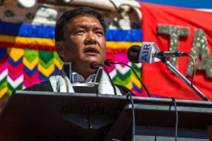 China Blocking Foreign Funding to Blame for Arunachal's Backward Economy: CM Khandu