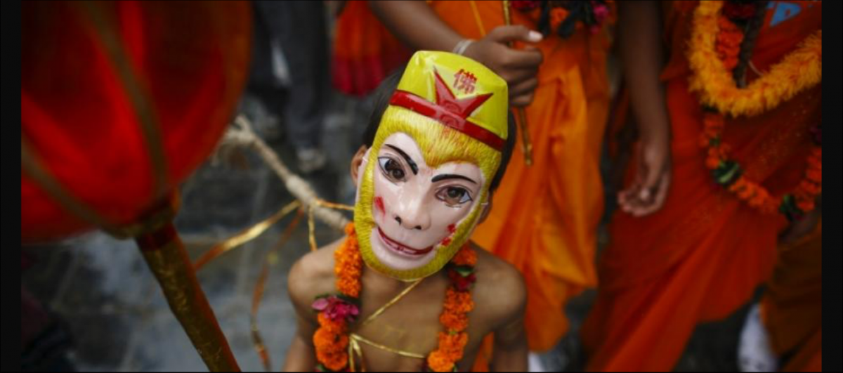 Hanuman as a Dalit – the Right's Latest Ingenious Caste Game