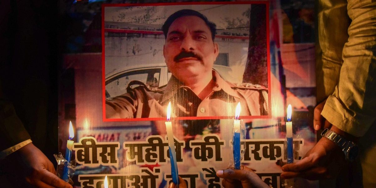 The Ease of Killing a Policeman in Adityanath's Uttar Pradesh