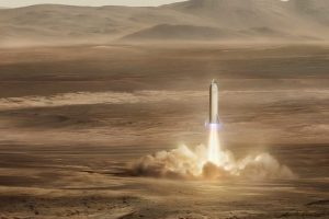 Starship Alone Won't Take Us to Mars – We'll Need Lots of Enterprise Too
