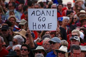 French TV Crew Arrested in Australia for Filming Protest Against Adani Coal Mine