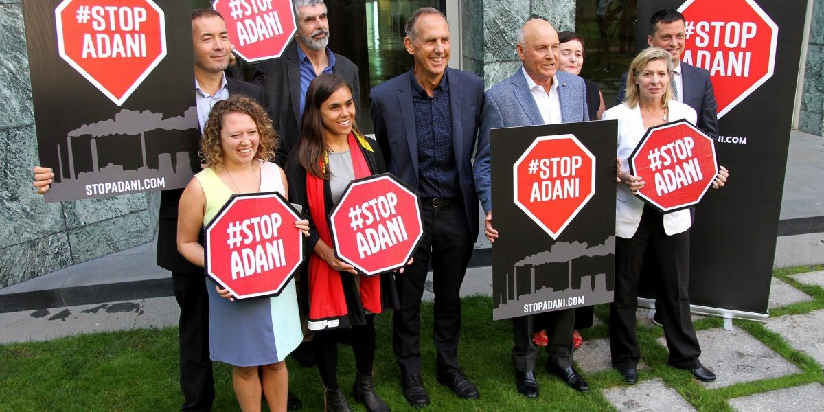 Adani's Australia Mine Faces Fresh Court Challenge Over Water License