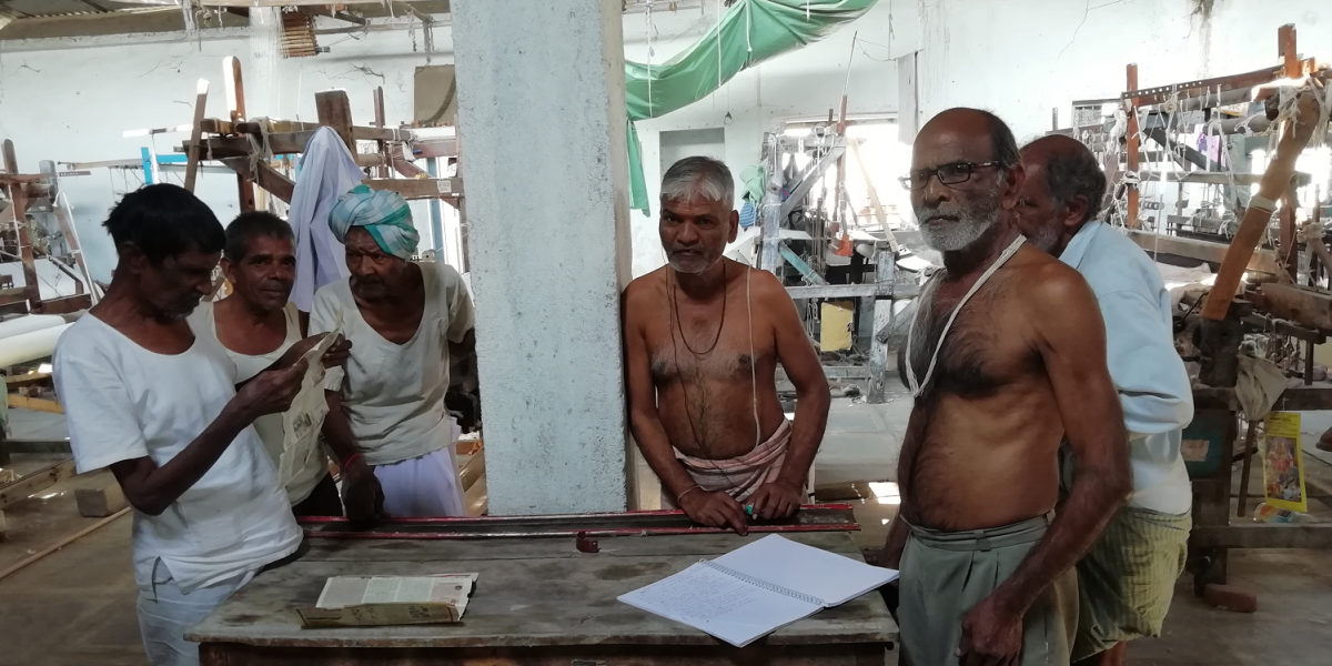 In Telangana's Sircilla, Election Promises Evade Textile Workers