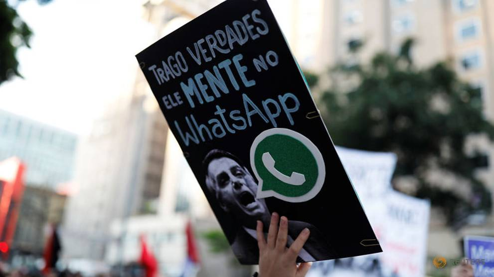 WhatsApp Skewed Brazilian Election, Proving Social Media's Danger to Democracy