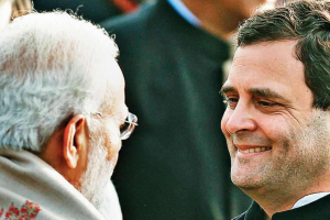Rahul Gandhi Must Realise That Modi Cannot Be Beaten at His Own Game