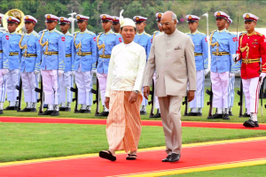 Myanmar Will Begin Providing Visa on Arrival to Indian Tourists: President Kovind