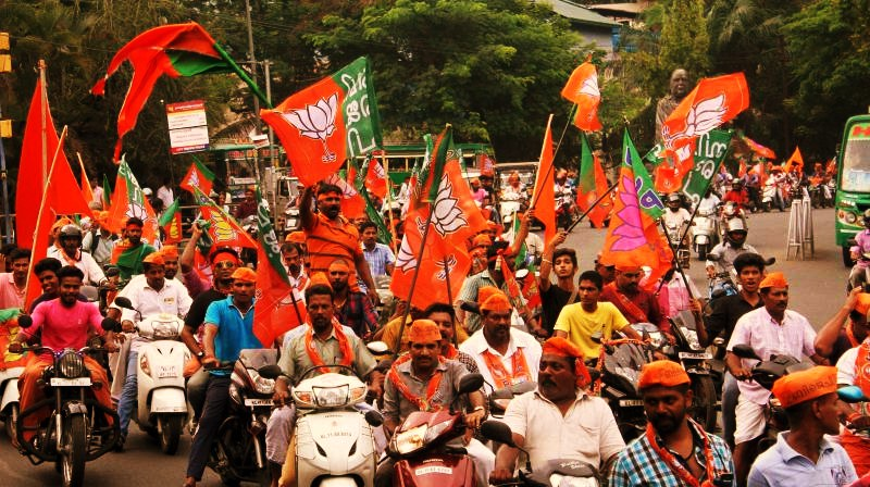 Andhra Pradesh: BJP Announces Candidates for Polls; Retains Only One of Three Sitting MLAs