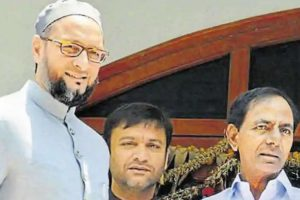 Differences Between TRS and AIMIM: Trouble in Paradise or Essential Tactics to Beat BJP?