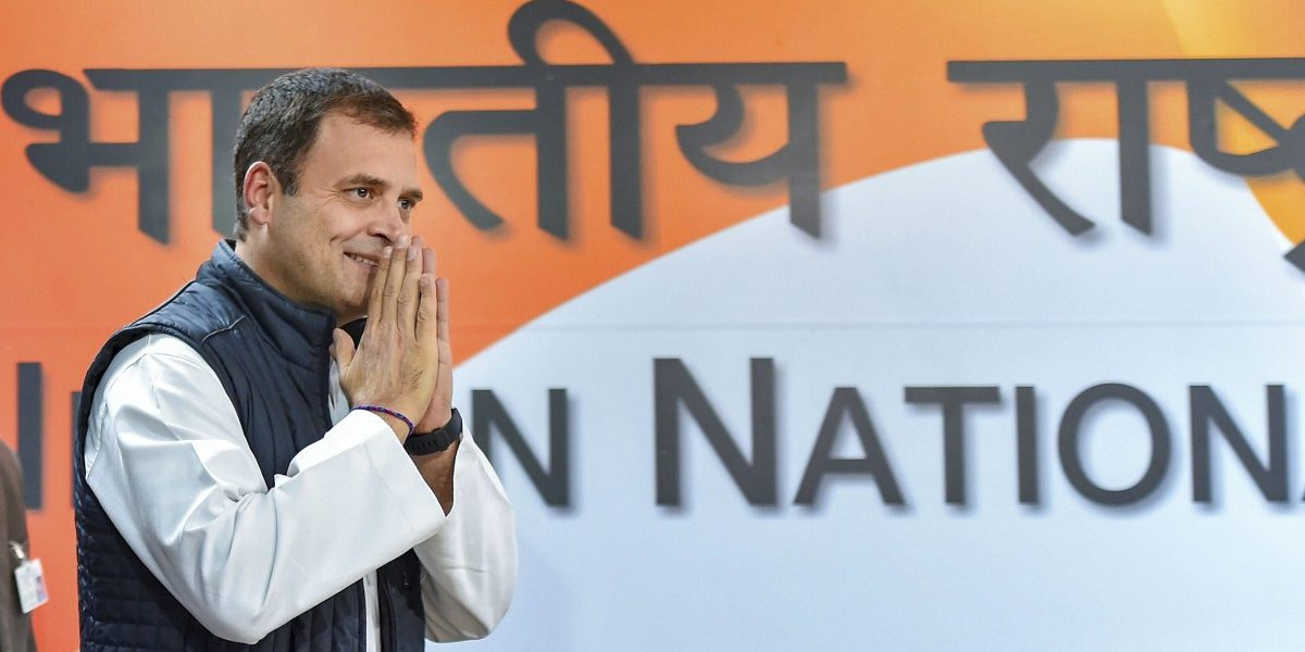 Narendra Modi Has Refused to Listen to 'Heartbeat of the Country': Rahul Gandhi