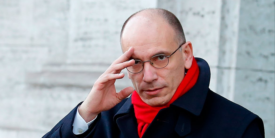 'Centrism Can Only Work if Traditional Parties Renew Themselves': Ex Italian PM Enrico Letta
