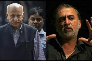 Editors Guild Suspends M.J. Akbar, Tarun Tejpal Over Allegations of Sexual Miscount
