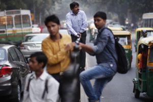 Delhi – A City for Cars, Not Pedestrians