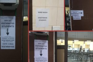 Separate Entrance, Utensils for Non-Vegetarians at IIT Madras Mess, Say Students
