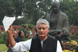 Restraint Is Good For Both Sides: Sunil Jakhar on Punjab Congress's Internal Crisis