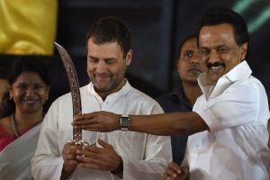 DMK Chief Stalin Says Rahul Gandhi Should Be Opposition's PM Candidate in 2019