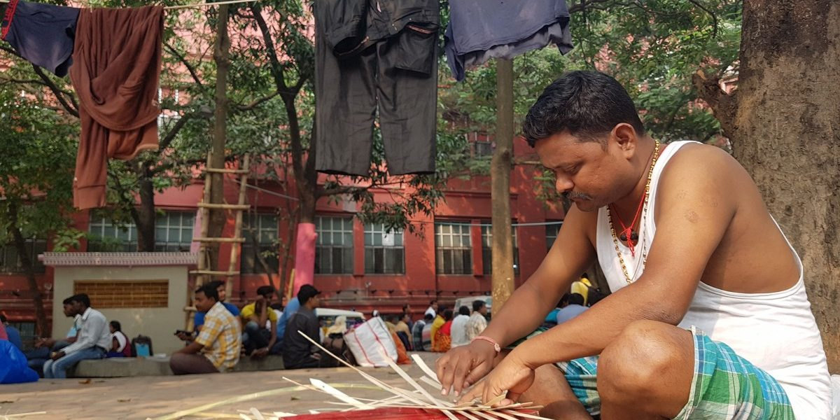 This 'Untouchable' Caste is Indispensable to Kolkata Hospitals