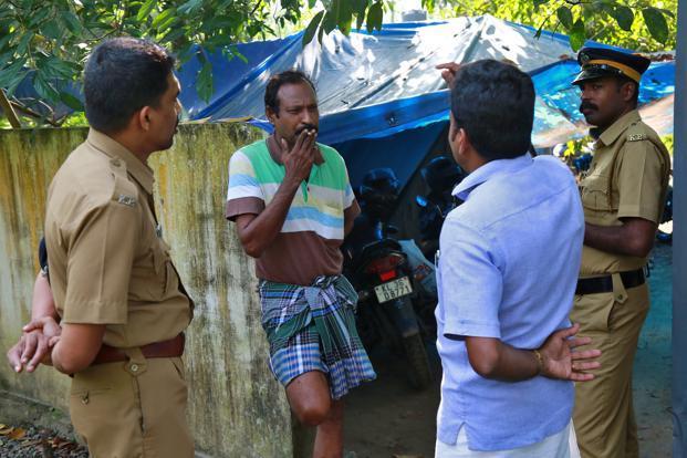 Hadiya's Father Joins BJP, Supports Sabarimala Protests