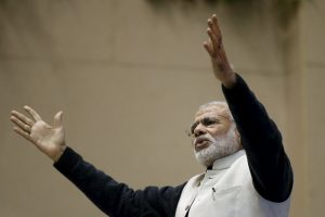 Modi's Appeal to Protect Kashmiris Is Lapsed Speech
