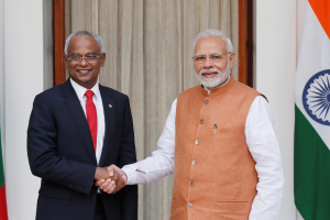 After Hiccups, India and Maldives Target Economic Cooperation