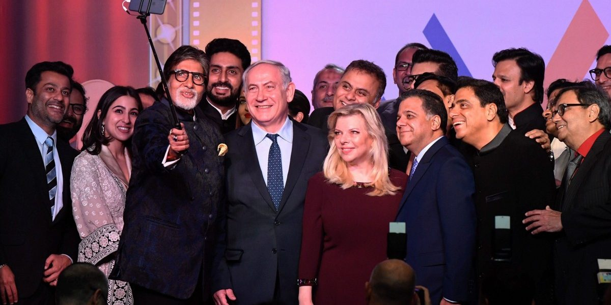 Israel's Charm Offensive Has Won Over Bollywood