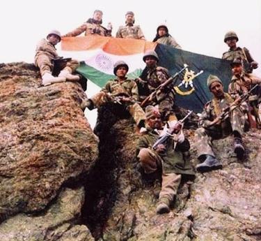 President Kovind, PM Modi Note 21st Anniversary of Kargil War Victory