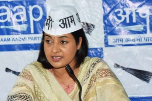 AAP Denies Asking Alka Lamba to Resign Over Rajiv Gandhi Controversy