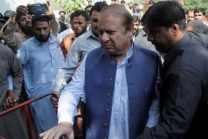 Nawaz Sharif Returns to Prison After Six-Week Bail Expires