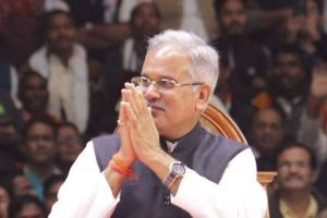 Bhupesh Baghel Has Appointed a New Head of Chhattisgarh Police's EOW For the 5th Time in 15 Months
