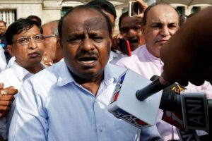 Case Against Editor Only Dents Kumaraswamy's Credibility Further