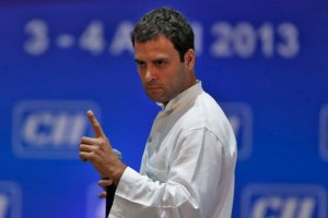 Rahul Gandhi, Your Words Are No Longer Enough