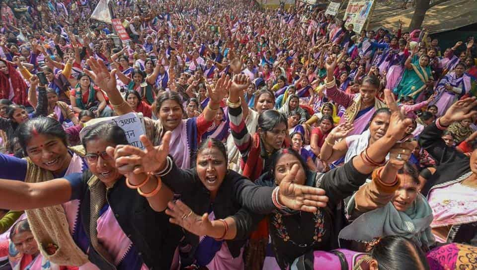After Andhra Pradesh Hikes Wages, Maharashtra's ASHA Workers Protest for Better Pay