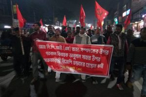 CPI(M) Tripura State Secretary Attacked By 'BJP-Backed' Group