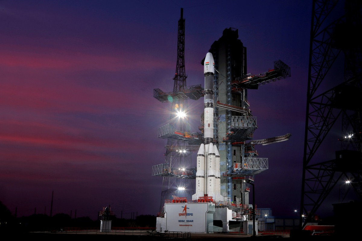 Arabsat 6A, Ariane 5, Chang'e 4, Chang'e 5, CHEOPS satellite, cubesats, electric propulsion, Electron rocket, European Space Agency, Falcon 9, Falcon Heavy, GISAT 1 satellite, GSLV, Hayabusa 2, Indian Space Research Organisation – ISRO, lunar regolith, NASA, New Horizons, PSLV, rocket lab, sample return mission, small satellites, smallsats, SpaceIL, SpaceX, sslv, Ultima Thule, Vector-R rocket, von Kármán crater