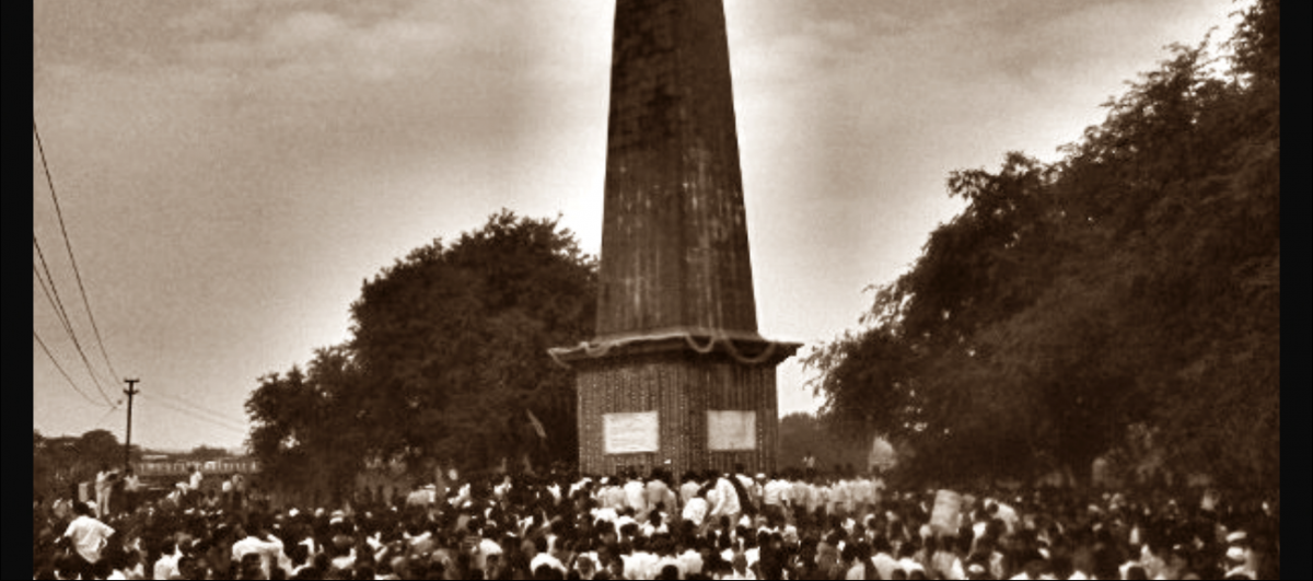 Tensions Brew on Eve of Bhima Koregaon Violence Anniversary