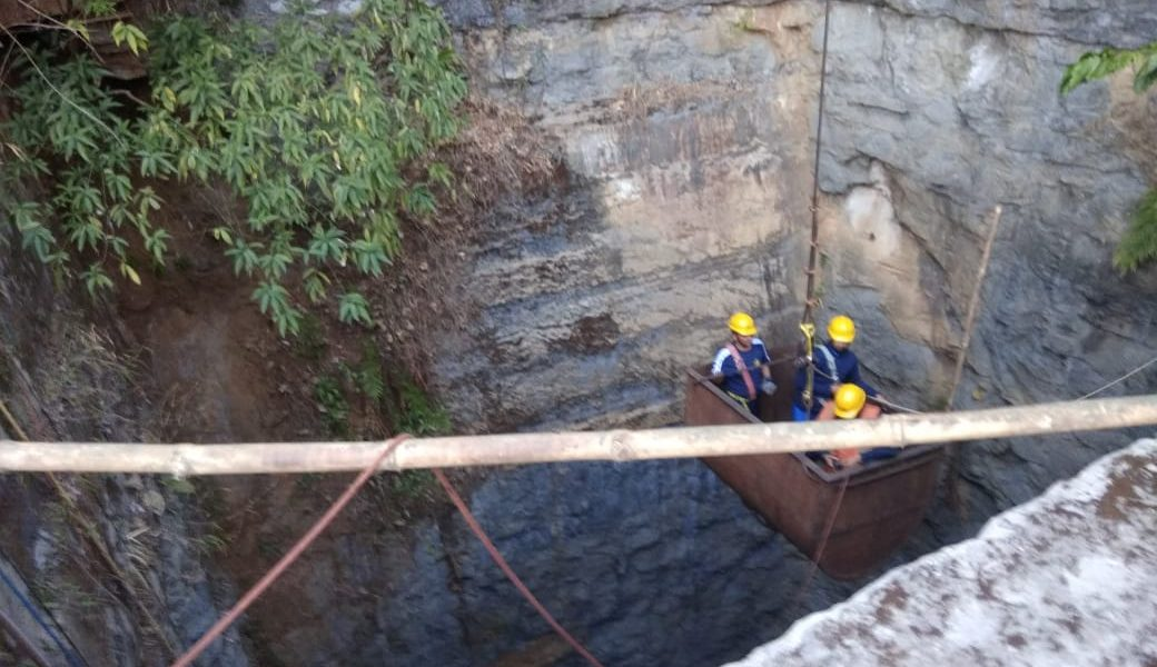 Water Still Too High for Rescue Divers to Enter Meghalaya Mine
