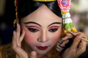 Masked Dance Tradition Rises From Near Extinction in Cambodia