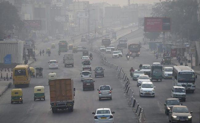 After Slight Improvement, Delhi's Air Quality Turns 'Severe' Again