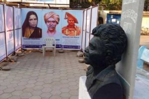 University of Hyderabad Protests After Tribute to Rohith Vemula Demolished