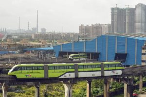 Failure of Mumbai's Monorail Holds Lessons for Urban Planners Everywhere
